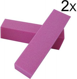 veronica-nailproducts-2x-nagel-buffer-blok-nagel-buffer-bufferblok-roze